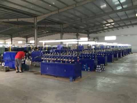 专业不锈钢微丝厂家设备展示