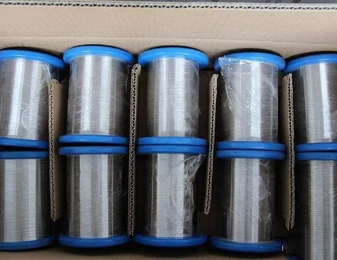不锈钢金属微丝生产