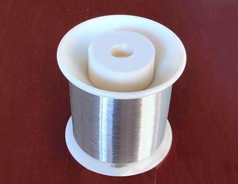 316L 0.08mm织网用不锈钢丝