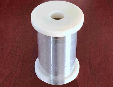 316L 0.04mm织网用不锈钢丝