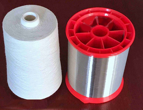 316L 0.035 mm纺织用不锈钢丝